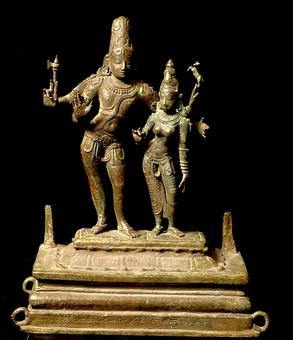1000-yr-old Shiva-Parvati idol, stolen and smuggled to US, to return home