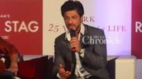 My initial role in Fauji required me to only count crows: Shah Rukh Khan