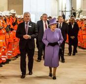 Knighthood for Crossrail Chairman Terry Morgan