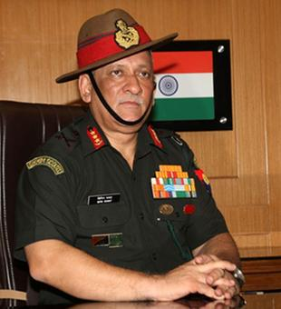 Lt Gen Bipin Rawat to be the new army chief