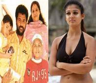 Top southern actress Nayantara, who had spent a major period of her childhood in Gujarat, converted from Christianity to Hinduism.