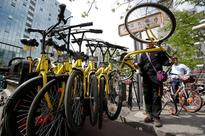 Chinese bike-share start-up hit with lawsuit after death of minor