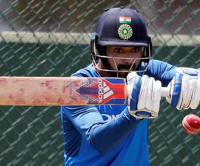 Who will play in the middle order? Check out Captain Kohli's views