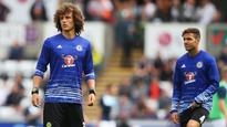 David Luiz to replace injured John Terry as Chelsea take on Liverpool to lead the charts