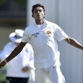 NZ v/s SL: Chameera sparks collapse as New Zealand struggle to 133-5