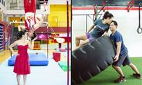 Relationship goals: Sporty couples in S'pore express love of fitness through wedding shoots