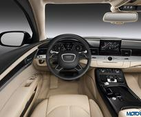 Auto Expo 2016: Audi India launches the updated A8 L security at INR 9.15 crore