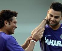 Unfair to compare me with Sachin: Virat Kohli
