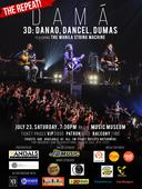 #DamaTheRepeat, Sold Out!  Johnoy Danao, Ebe Dancel and Bullet Dumas ready for their 2nd Music Museum show