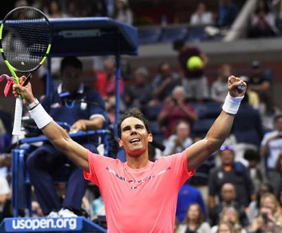 US Open: Nadal rolls past Lajovic; Pliskova advances, Osaka shocks defending champ Kerber
