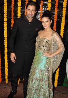 PIX: Sunny Leone, Vidya Balan party with Ekta Kapoor