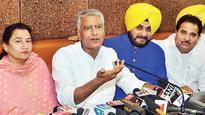 BJP picks Swaran Salaria to fight Punjab Congress chief in Gurdaspur