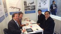 A.T.I.V. and Chinese National Association for Glass Industry meeting at China Glass