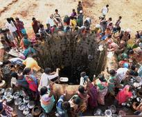 Impact of drought on economy pegged at Rs 6,50,000 crore