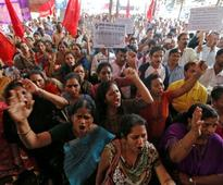 Nationwide bank strike hits operations in India