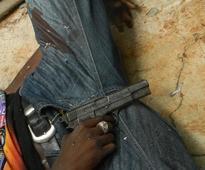 Five suspected thugs shot dead in Nairobi, guns recovered
