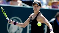 Canada's Eugenie Bouchard heading to 2nd round of Volvo Car Open