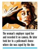 Raped, blackmailed Pak woman moves SC to help others