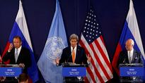 Syria contact group urges air drops, expanded cease-fire