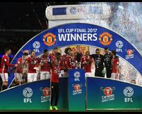 Manchester United beat Southampton 3-2 to lift English Football League Cup