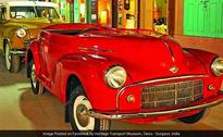 Hotelier Puts Vintage Vehicle Collection On Display