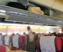 Suffocation as Air India plane flies with no...