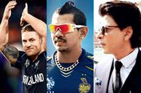 You will never guess what Shah Rukh wants to do to Narine and McCullum