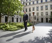 Brexit vote sends new shocks through markets; ... Christine Lagarde, Managing Director of the IMF meets Britains' Chancell...