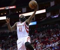 NBA roundup: Houston Rockets edge past Brooklyn Nets; Toronto Raptors beat Milwaukee Bucks