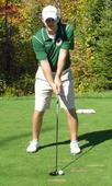 Bartley wins city men's golf championship