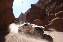 Sainz out of Dakar Rally