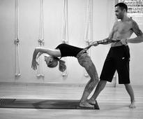 The techniques behind Ashtanga yoga