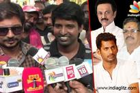 Udhayanidhi Stalin's bold statement about Nadigar Sangam and Producers's Council