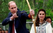 A royal encounter for William and Kate in Bhutan