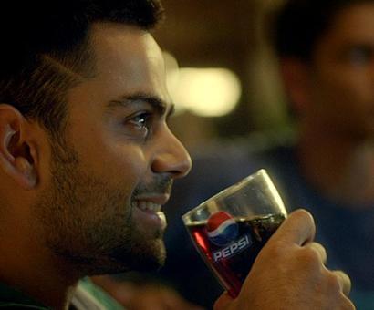 Why Kohli gave a thumbs down to Pepsi