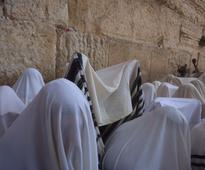 WATCH: Thousands attend priestly blessing ceremony at Western Wall
