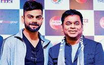 Rahman and Kohli tune in for Futsal
