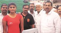 Pune: Sakshi Malik to kick off wrestling contest today
