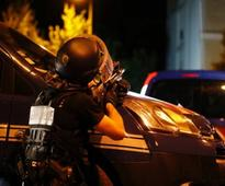 French police attacked, cars torched over death