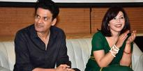 Manoj Bajpayee with Shilpa Shukla during Bihar Film Mahotsav
