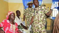 Rescued Chibok girl to meet Nigerian president