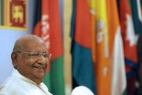 Former Sri Lankan PM Ratnasiri Wickremanayake passes away