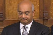 Shameless Keith Vaz bags himself a place on Parliament's Justice Committee