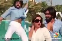 HA! Ranveer, Farah's funny take on 'Khoon Bhari Maang'