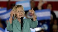 Clinton says she