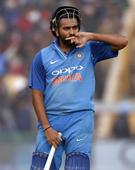 Rohit Sharma climbs to 5th spot in ODI rankings