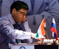 Vishwanathan Anand draws with Vladimir Kramnik to share third spot at London Chess Classic