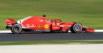 Ferrari again fastest on final day of F1 testing