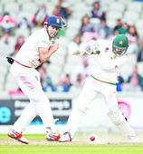 An excellent comeback: Alastair