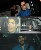 Riteish, Imran, Kiran, Manish & Other Celebs Clicked at Karan's Party!